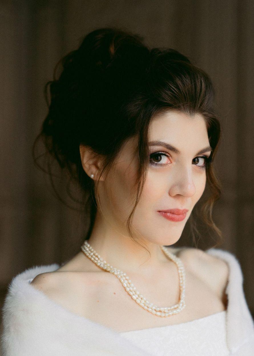 Красавица Анна Фотограф  Макияж и прическа я - фото 16551712 Стилист Екатерина Харченко