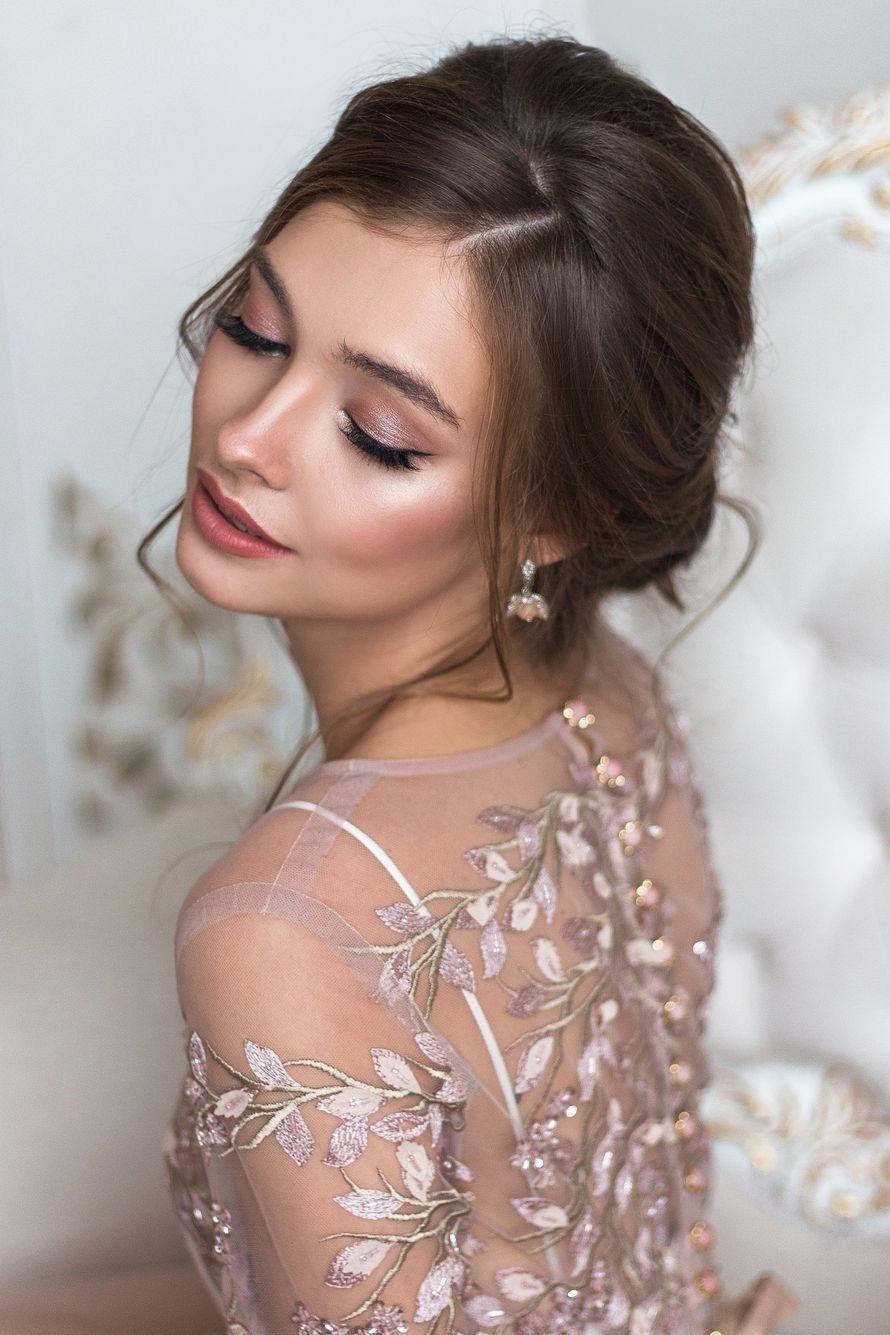 Фото 18175530 в коллекции Мои невесты 2016-2019 - Стилист Екатерина Харченко