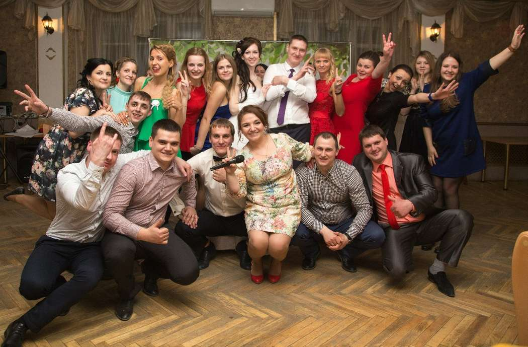 Фото 14580400 в коллекции Ведущая и Свадебный банкет - Фиеста - праздничное агентство