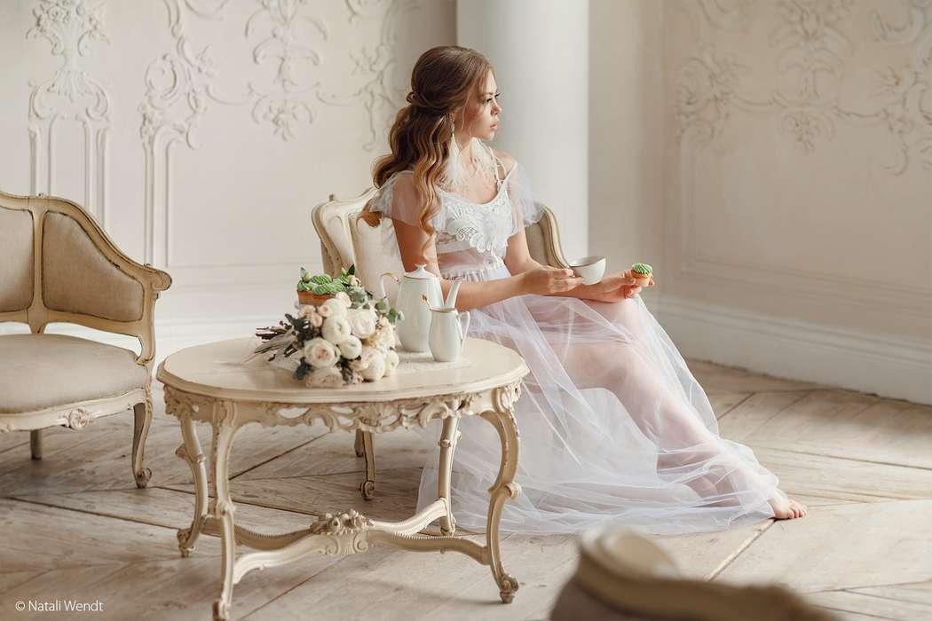 Будуарное утро невесты - фото 17701854 Фотограф Наталья Вендт