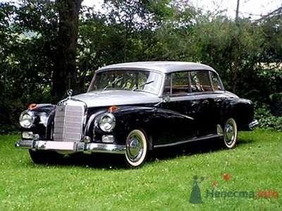 Mercedes Adenauer 1958 г.в. - фото 45898 Black and White Cars - аренда лимузинов