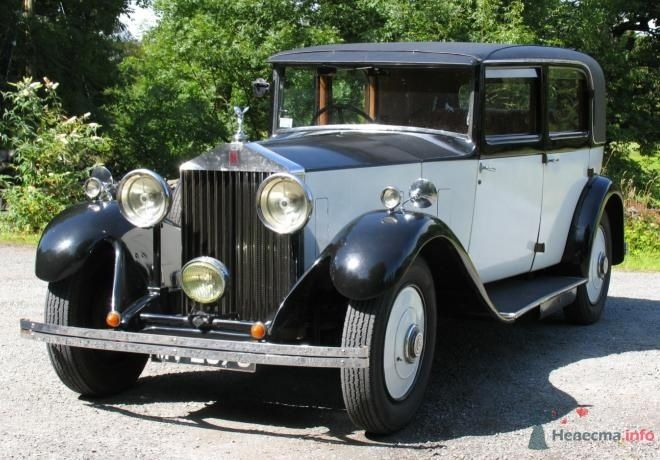 Ретро автомобиль на свадьбу в аренду - фото 46810 Black and White Cars - аренда лимузинов