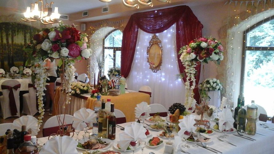 Свадьба в сердце леса. Ресторан - фото 14661990 Загородный клуб Дом Лесника