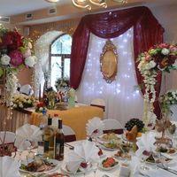 Свадьба в сердце леса. Ресторан