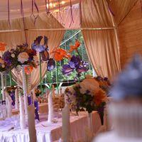Свадьба в сердце леса. Летняя терраса 2 этаж