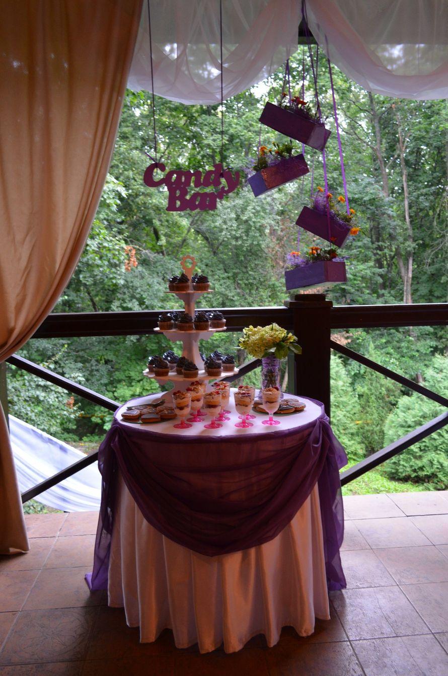 Свадьба в сердце леса. Летняя терраса 2 этаж - фото 14662066 Загородный клуб Дом Лесника