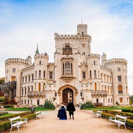 Помощь в организации свадьбы в Европе