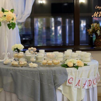 Сладкий стол на свадьбу - Candy Bar
