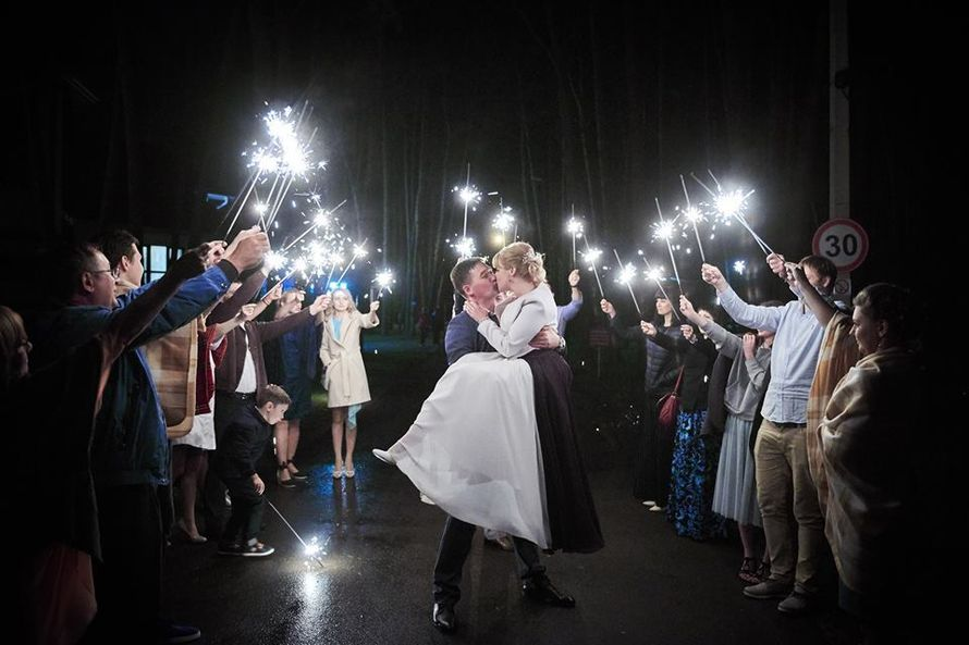 Свадебный пакет - репетиция и образ в день мероприятия
