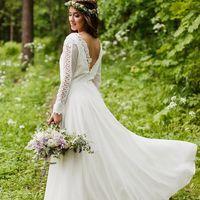 """Свадебное платье """"Мерида"""""""