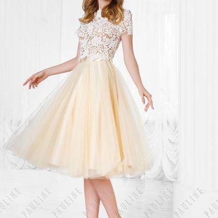 Свадебное платье Аура макраме/Лили