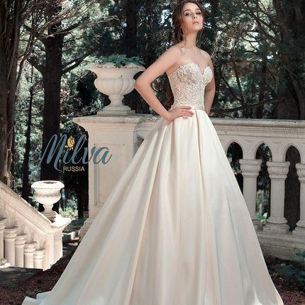 Свадебное платье Альфреда