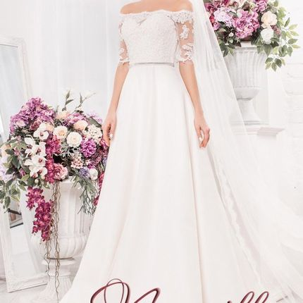 Свадебное платье Лайма