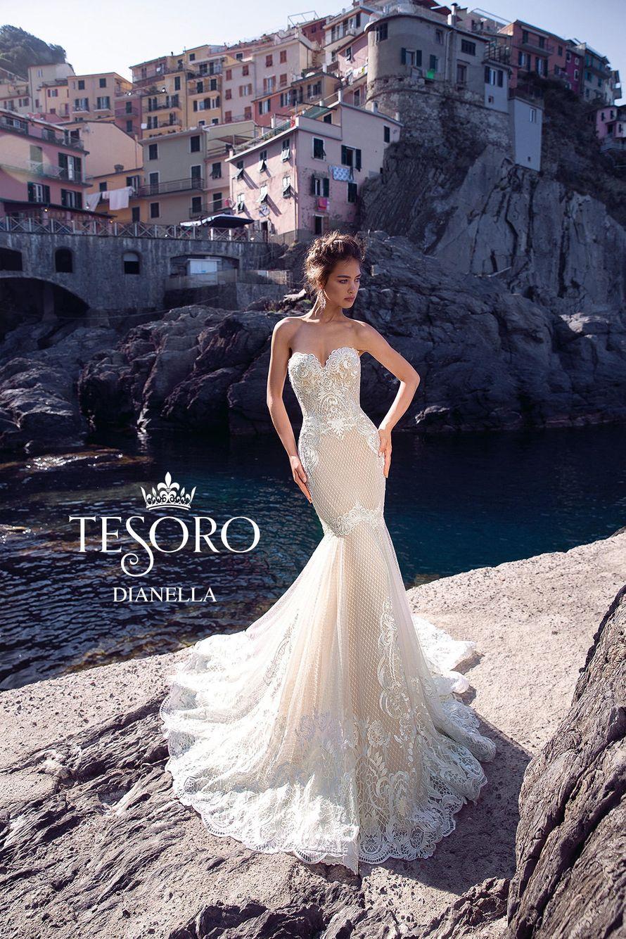 Фото 17579776 в коллекции TESORO|ARIAMO - Pauline - салон вечернего и свадебного платья