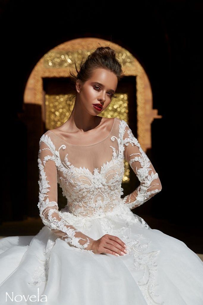 Фото 17585896 в коллекции SOLTERO|CARAMEL - Pauline - салон вечернего и свадебного платья