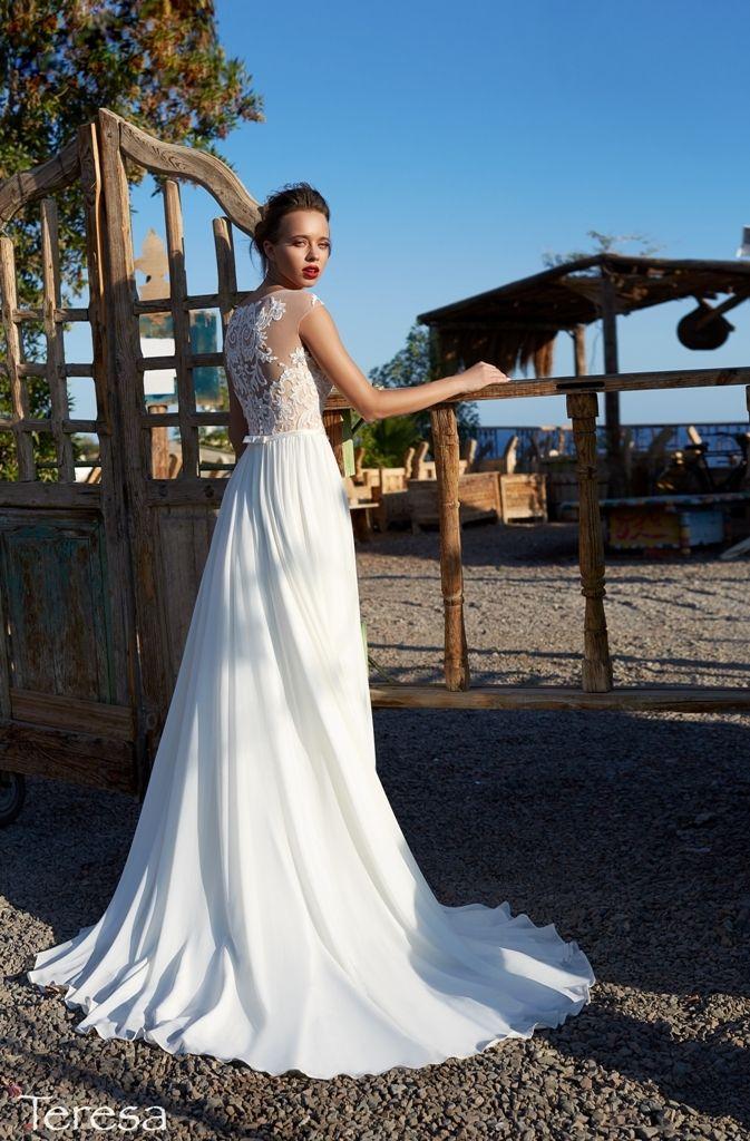 Фото 17585932 в коллекции SOLTERO CARAMEL - Pauline - салон вечернего и свадебного платья