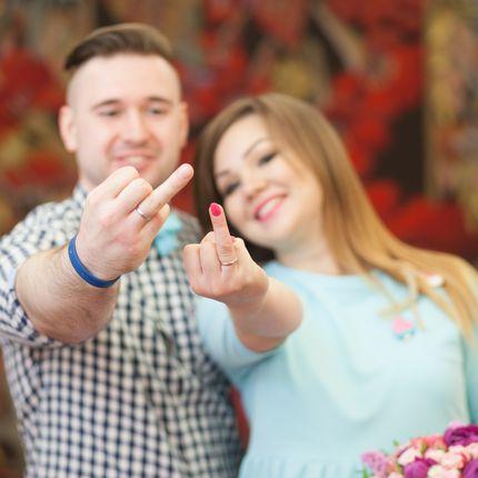 Видеосъёмка бракосочетания + фото в подарок