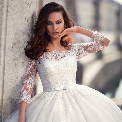 Свадебное платье, модель Daniela арт. 100