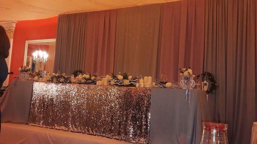 Фото 14753732 в коллекции Оформление свадьбы. - Студия декора Ирины Демидович