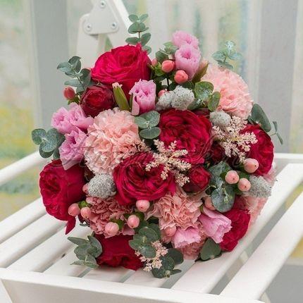 Букет невесты Краски Испании
