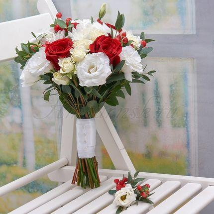 Букет невесты Этуаль
