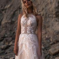 Виолет платье от Анны Кузнецовой