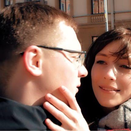 Видеосъёмка Love story, 4 часа