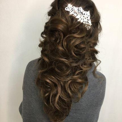 Макияж и причёска для невесты,  2-3.5 часа