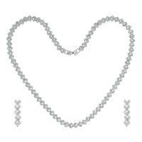 Набор фианитовый Love wedding couture (N40)