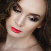 Фотограф: Никита Кузякин Прическа и макияж: я