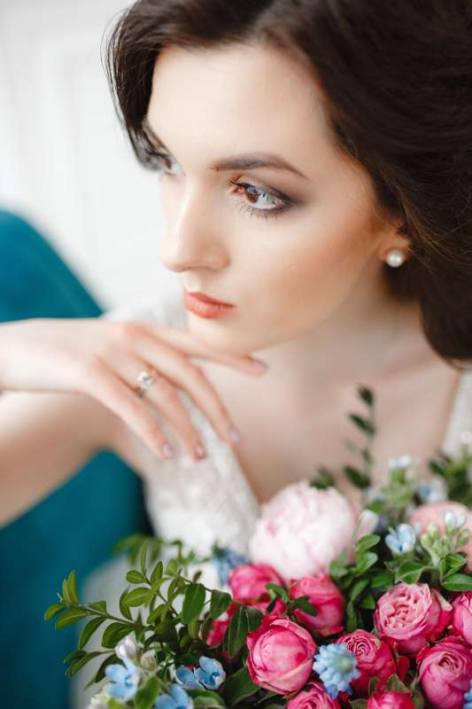 Фотограф: Никита Кузякин Прическа и макияж: я - фото 16594568 Стилист Анастасия Симакова
