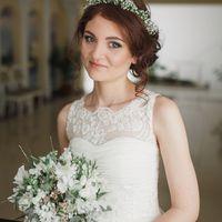Фотограф: Никита Кузякин Флорист: Юля Кобельке Макияж и прическа: я