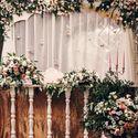 Оформление на свадьбу