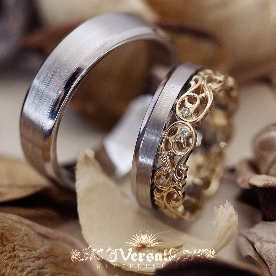 Обручальные кольца -  артикул VGOK0171
