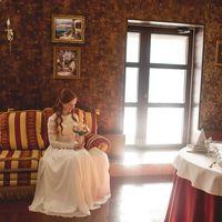 Невеста: Дарья Фотограф: Анна Шадрина  Прическа: Ольга Черных