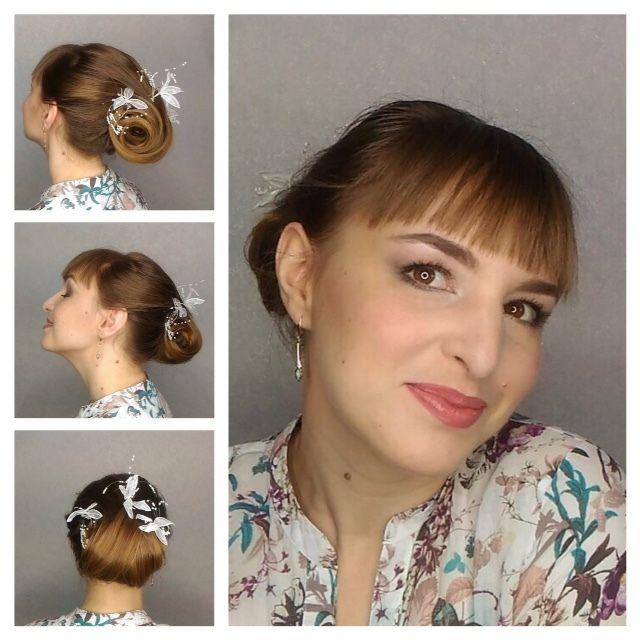 Причёска для ведьмы 91