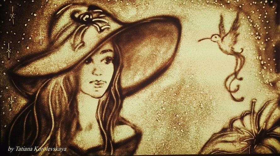 Фото 14913840 в коллекции Песочные картины - Песочное шоу Magicsand