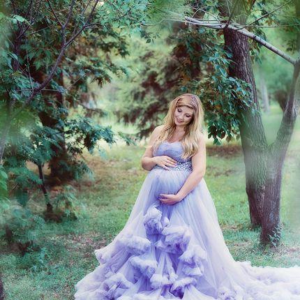 Фотосъёмка беременности в студии, 1 час