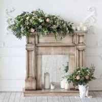 Изысканность интерьера и внимание к флористическим композициям и декору - главные составляющие по-настоящему красивой свадьбы #WeddingInspiration