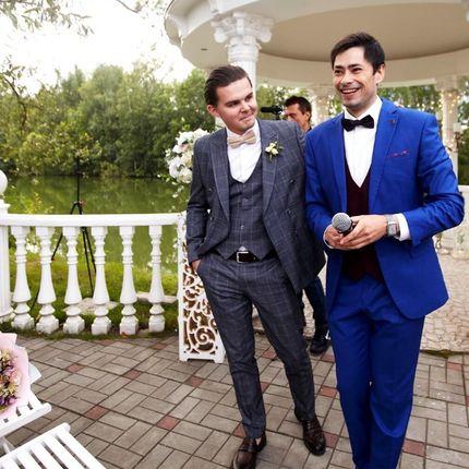 Проведение свадьбы и Dj (пн - чт)