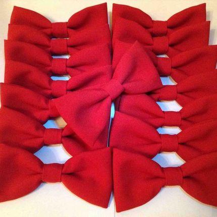 Пошив галстука-бабочки из ваших материалов