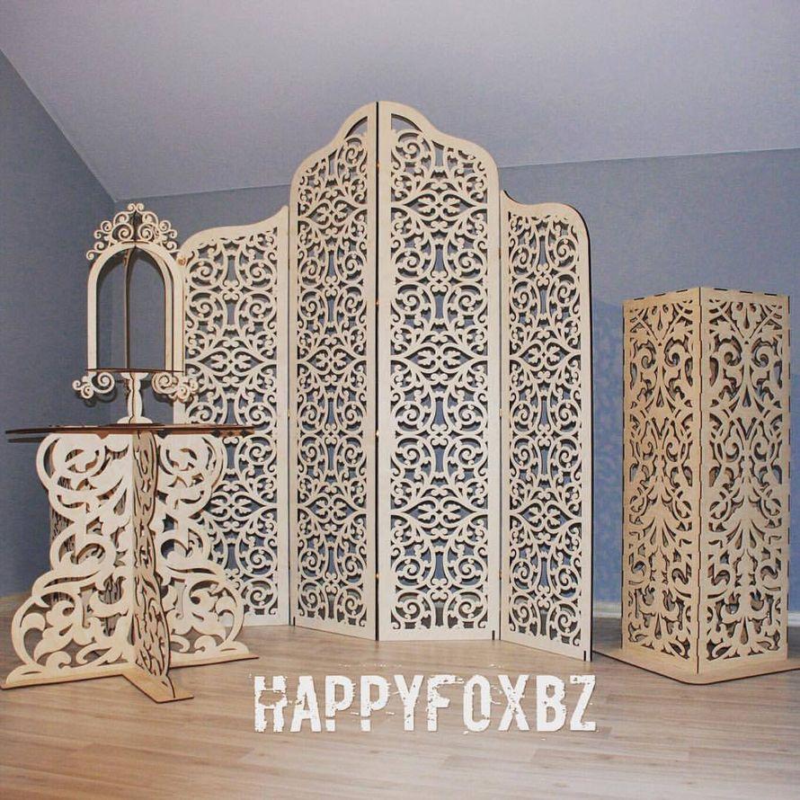 Фото 15041662 в коллекции Ширмы и резные аксессуары - Happyfox - студия деревянного декора