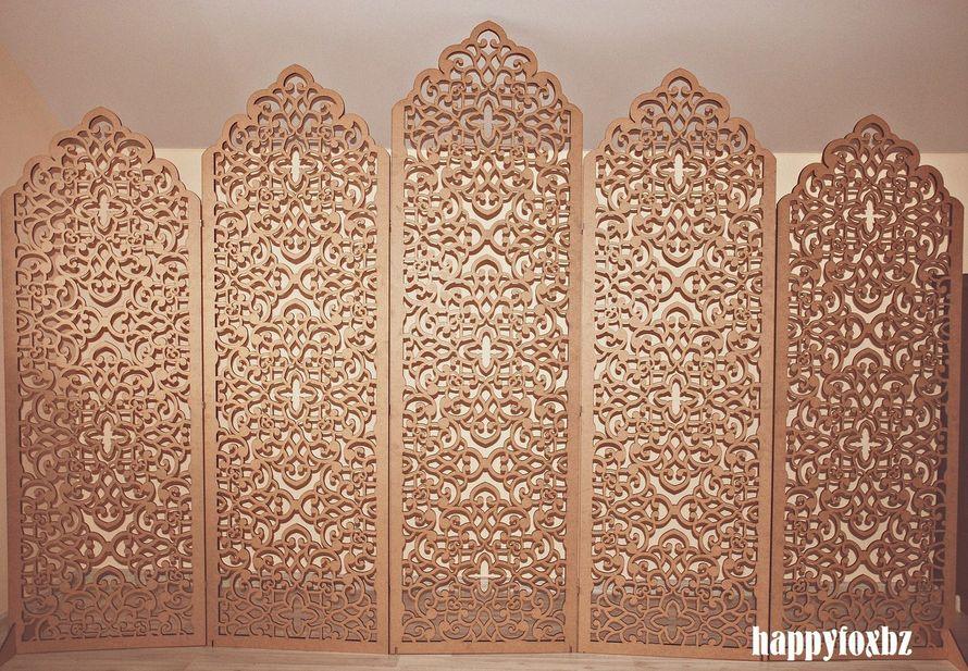 Фото 15041698 в коллекции Ширмы и резные аксессуары - Happyfox - студия деревянного декора