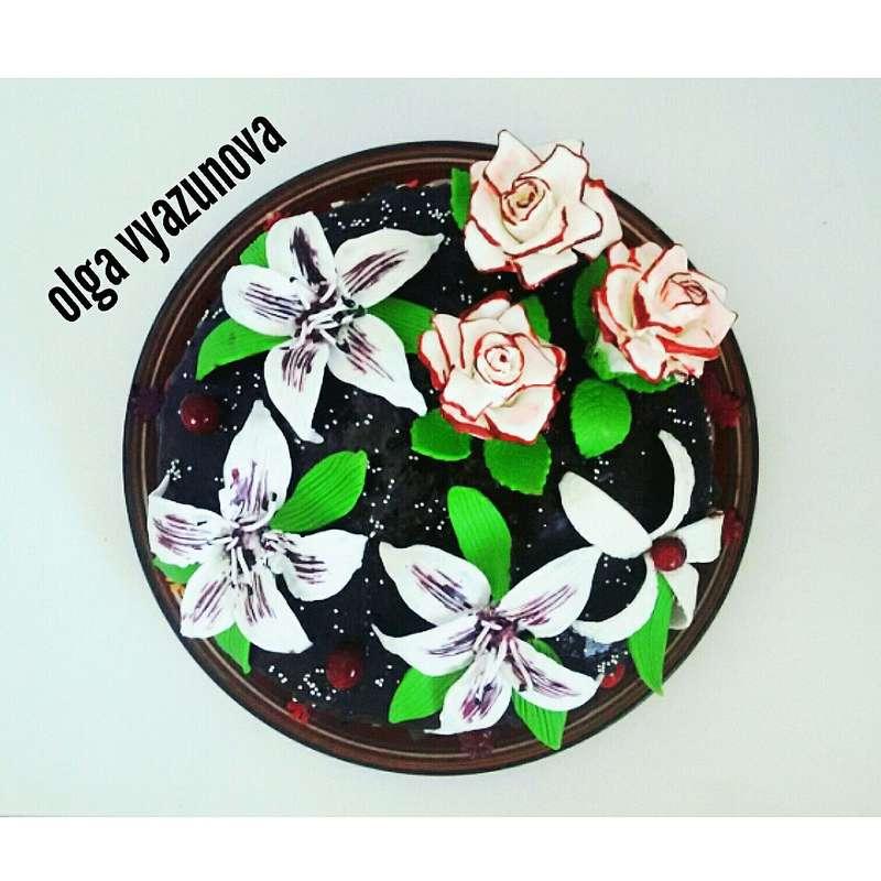 Фото 15047838 в коллекции торты на заказ - Кондитер Ольга Вязунова