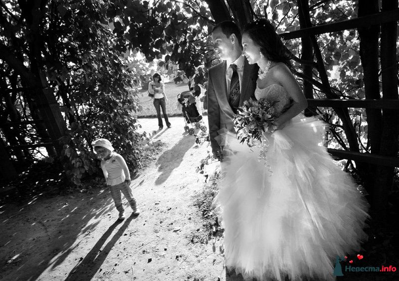 Фото 104378 в коллекции Влад и Альбина 5  сентября - Фотограф Марат Лялин