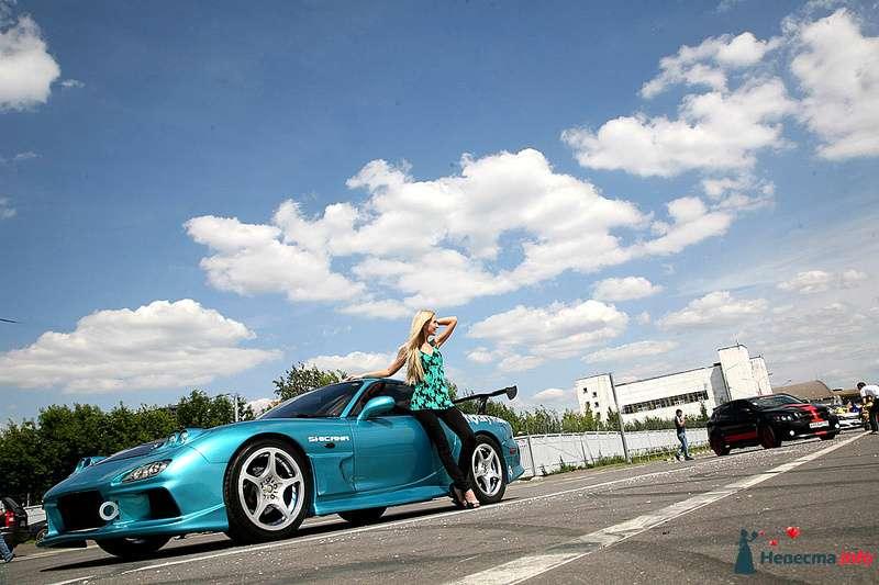 Фото 117018 в коллекции Фотосессия  с    спорткаром - Фотограф Марат Лялин