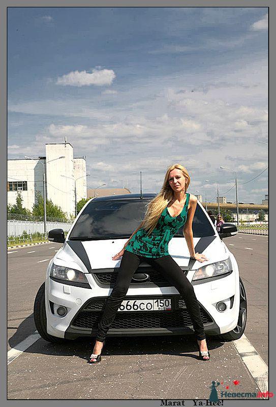 Фото 117033 в коллекции Фотосессия  с    спорткаром - Фотограф Марат Лялин