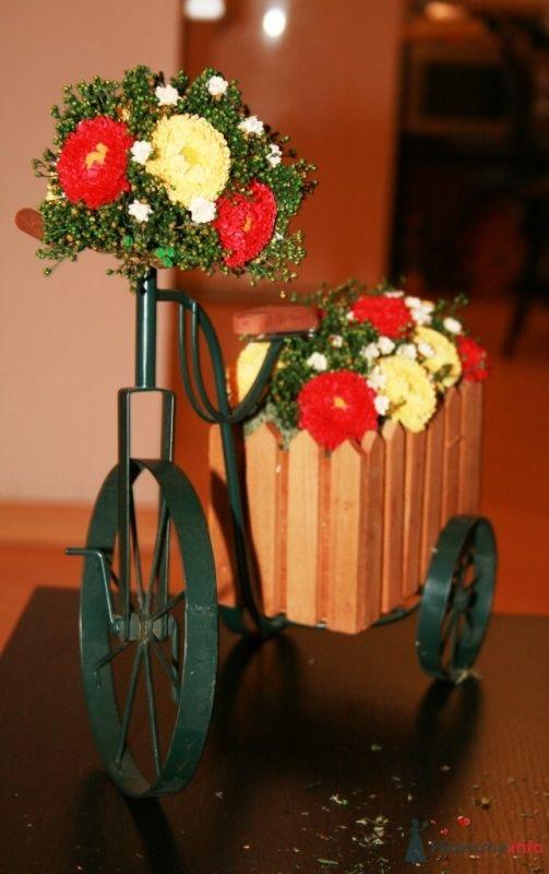 Фото 41625 в коллекции Своими руками - Вашкетова Юлия - организатор свадеб, флорист.