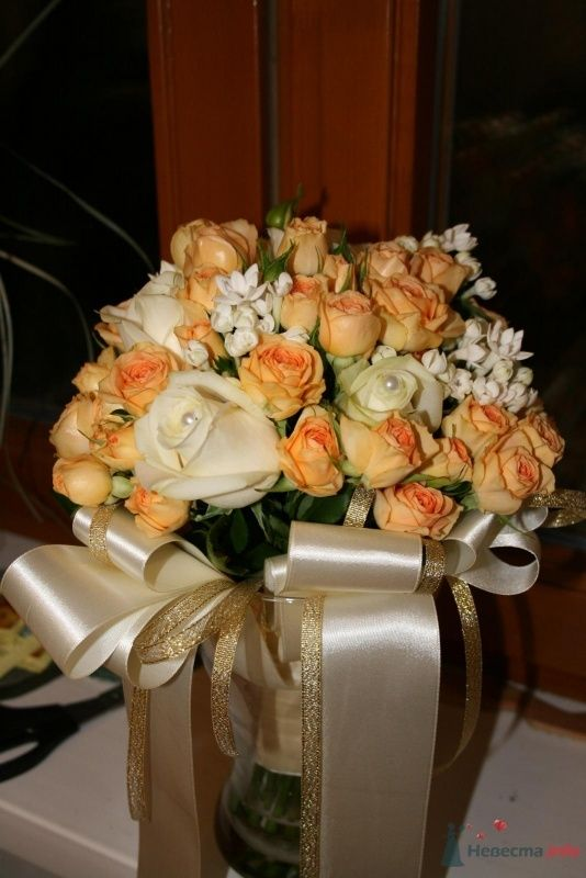 Фото 43107 в коллекции Портфолио. Свадьба Елены и Александра. - Вашкетова Юлия - организатор свадеб, флорист.