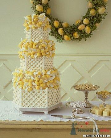 Фото 50677 в коллекции Тортики - Вашкетова Юлия - организатор свадеб, флорист.
